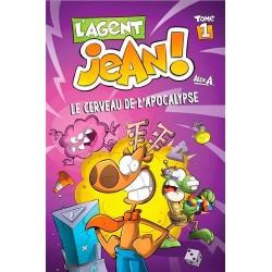 L'agent Jean!, tome 1 : Le...