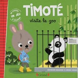 Timoté au zoo