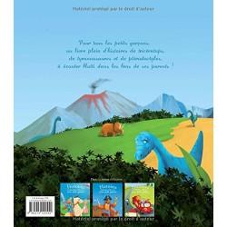 Histoires de dinosaures à...