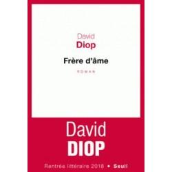 Frère d'âme - David DIOP -...