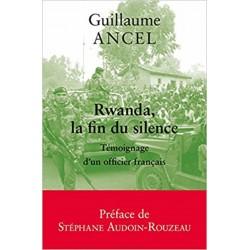 Rwanda, la fin du silence:...