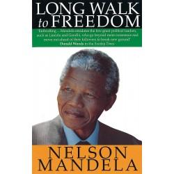Long Walk To Freedom (Anglais)