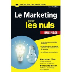 Le Marketing pour les Nuls...