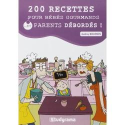 200 recettes pour bébés...